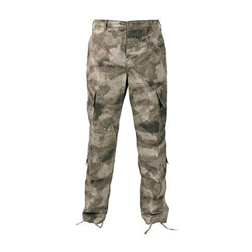 Propper Men's 50N/50C ACU Trouser, A-TACS AU Camo, XX-Large Regular