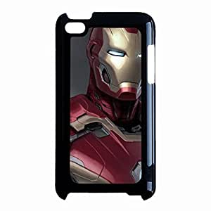 Durable Iron Man Phone Case Cover For Ipod Touch 4th Generation Iron Man Fashionable