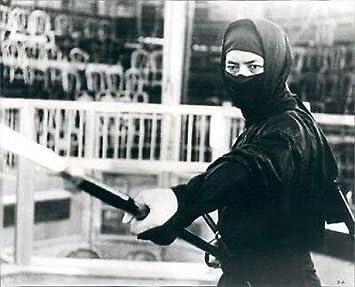 Amazon.com: SHO KOSUGI Original Photo Enter The Ninja Rare ...
