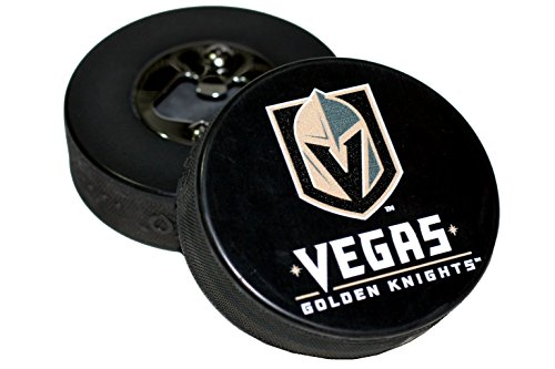 fan products of Las Vegas Golden Knights Basic Hockey NHL Puck Bottle Opener