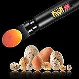 hblife Bright Cool LED Light Egg Candler Tester for