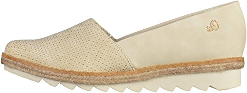 s.Oliver 5-24623-28 Womens Loafers Creme 2xSOrk1
