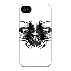 New Style DavidKearns Hard Case Cover For Iphone 4/4s- Dead Space
