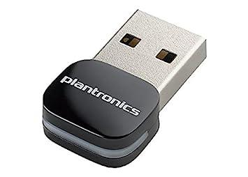 Plantronics 89259-02 - Adaptador de red (inalámbrico, USB, Bluetooth) color negro: Amazon.es: Electrónica