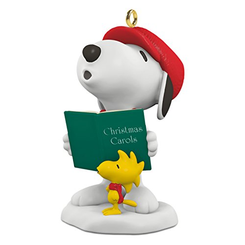 Hallmark 2016 Winter Fun With Snoopy Holiday Ornament
