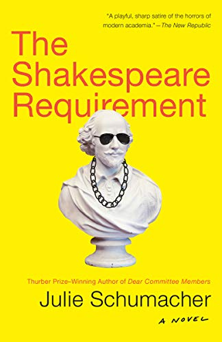 The Shakespeare Requirement A Novel Kindle Edition By Julie