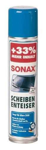 SONAX 03313000 ScheibenEnteiser Eisfrei Antifrost Spray 400ml