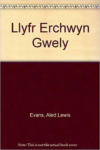 Llyfr Erchwyn Gwely