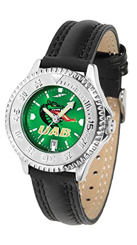 UAB Blazers Competitor AnoChrome Women's Watch by SunTime (Image #1)