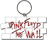 R.O.Trade Pink Floyd Keychain: The Wall (Official Licensed Product)