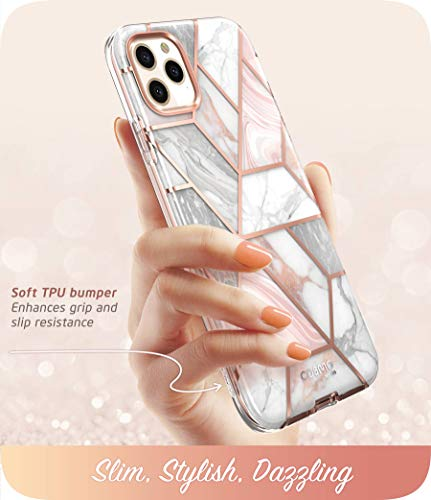i-Blason Cosmo Series Case for iPhone 11 Pro Max 2019 Release, Slim Full-Body Stylish Protective Case with Built-in…