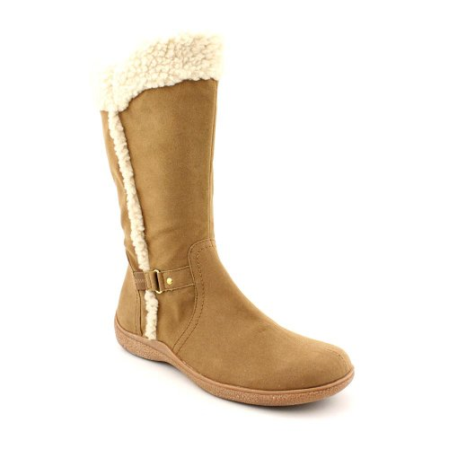 Karen Scott Womens Gaby Mid-Calf Boots in Hickory Size 11 JX2QyUE