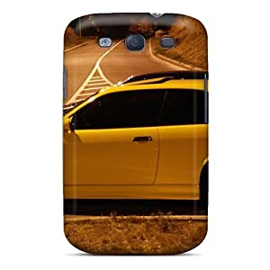 High-quality Durability Cases For Galaxy S3(bmw Yellow Tuning)
