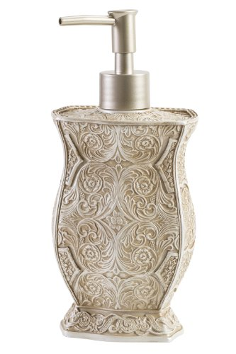 lucite soap dispenser - 5