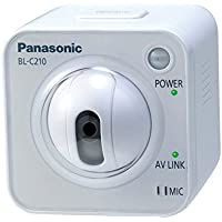 Panasonic Home Office Security CCTV Camera BL-C210CE Fixed MPEG-4 System Network Camera