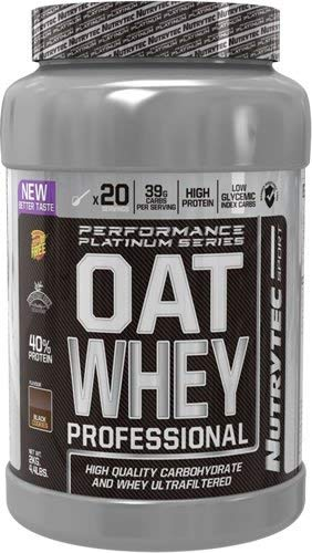 Nutrytec Oat Whey (Performance Platinum) 2 kg - Black Cookies