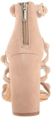 Heels Women's Sam Oatmeal Edelman Wedge Yuli Sandals IwTHqxT1U