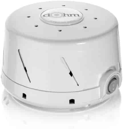 Marpac Dohm-DS All-Natural Sound Machine, White