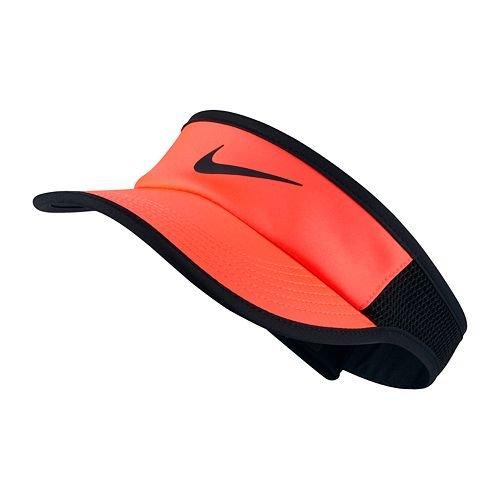- Nike AErobill Womens Tennis Visor Cap,OS, Bright Orange