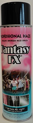 Fantasy FX Diffusion in a Can - Odorless Haze Effects 8 oz.