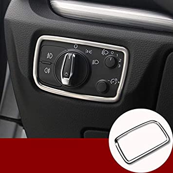 Innen Head Light Switch Button Abdeckung Trim
