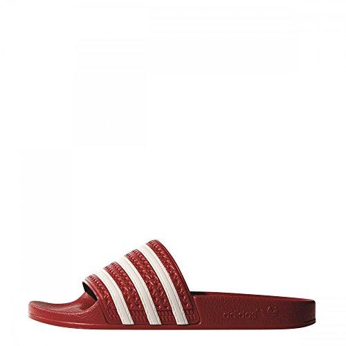 Zapatillas Mujer Rot para Adidas Weiß 10K 4pqw11