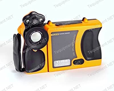 Fluke TIR4/FT-10/20 IR Flexcam Thermal Imager with Fusion, 10.5/20MM