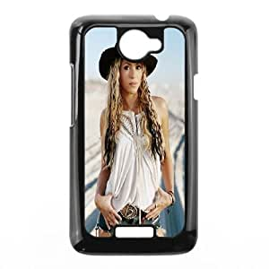 HTC One X Cell Phone Case Black Shakira 2 SP4138486