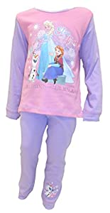 Disney Frozen Real Friends Little Girl's Pajamas