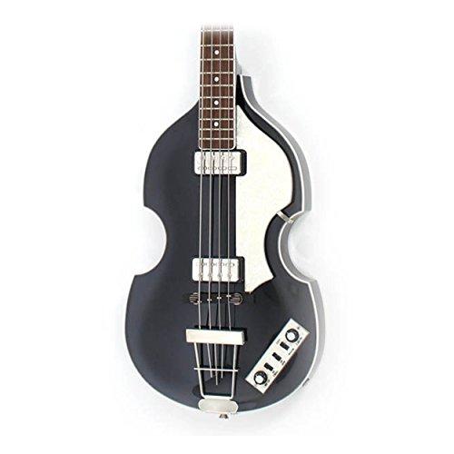 Hofner H500/1-CT Contemporary Series Violin Bass Guitar Black