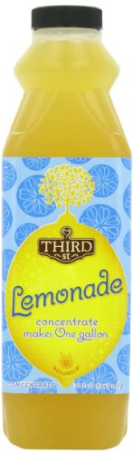 UPC 612884886702, Third Street Lemonade Concentrate, 32-Ounce (Pack of 6)