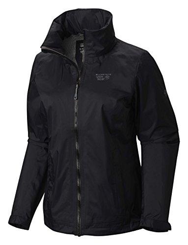 Mountain Hardwear Plasmic Ion Jacket - Women's Black Large