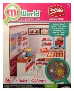 miWorld Mrs. Fields Starter Set