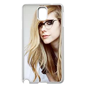 Geeky Avril Lavigne Samsung Galaxy Note 3 Cell Phone Case White NiceGift pjz0035037109