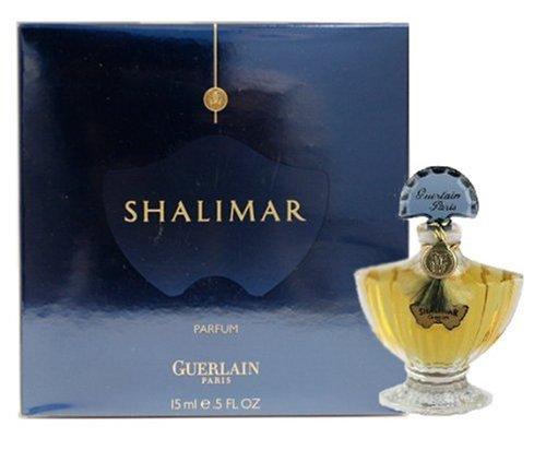 Shalimar By Guerlain For Women. Parfum 0.5 Oz.