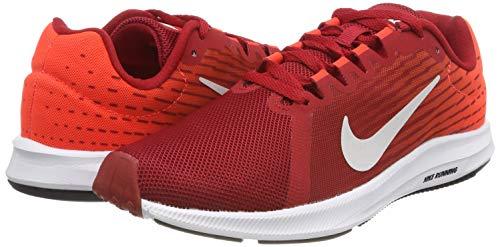 601 Donna Multicolore Crimson Grey Downshifter Nike Wmns gym Red vast black Da 8 Scarpe bright Fitness nwZ0wqYO