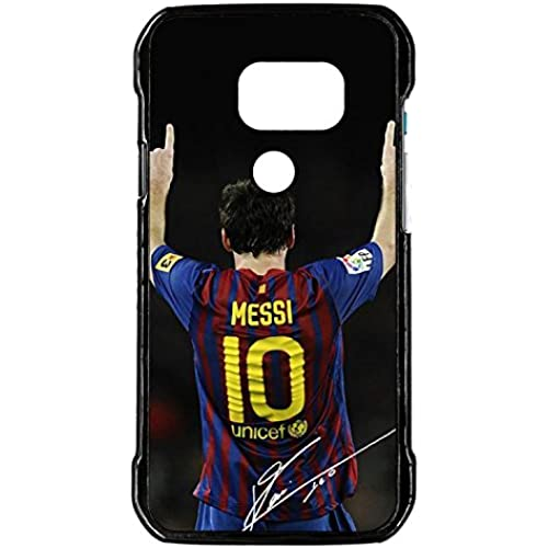 Galaxy S7 Active Case,Ukiyya Soccer Player Lionel Messi 21 Premium Design Heavy Duty Defender Dual Layer Protector Sales