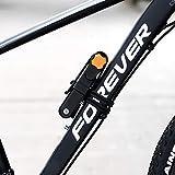 AFHT Password Folding Bike Lock Heavy Duty