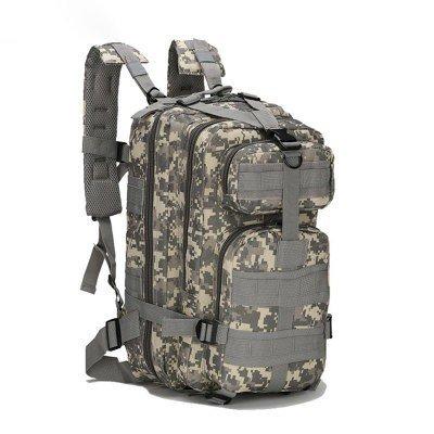 hongrun Sports de plein air équitation marche Pack camouflage sac à dos épaule double 3P package sac à dos tactique camping travel Package Oxford