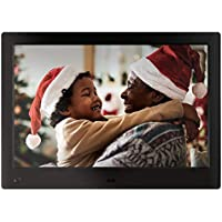NIX Advance Digital Picture Frame, with HD Video, Hu...