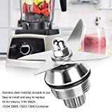 Stainless Steel 4-Blades Blender Blade Replacement