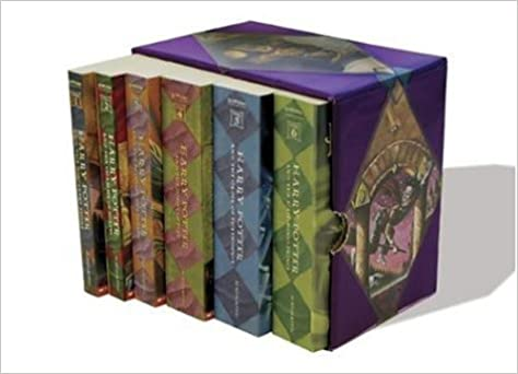 BOXED-HARRY POTTER PB BOXS: Amazon.es: Rowling, J. K., Grandpré ...