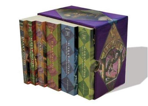 Download Harry Potter Paperback Box Set (Books 1-6) pdf epub