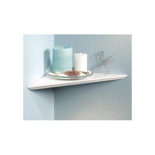 Knape & Vogt 12in. White Instant Corner Shelves Single Pack