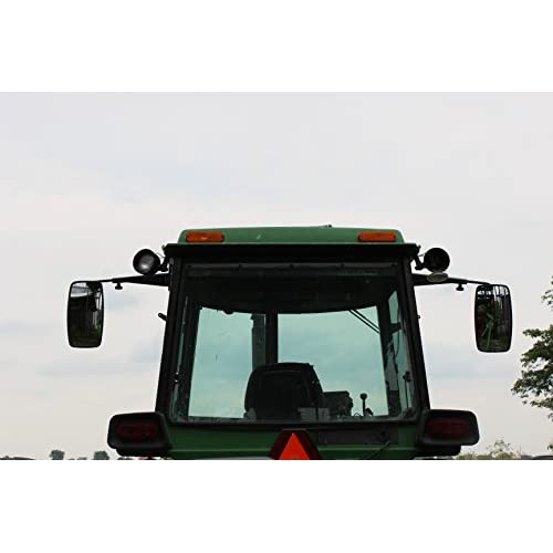 Tractor Extension Mirror Kit for John Deere Sound big image