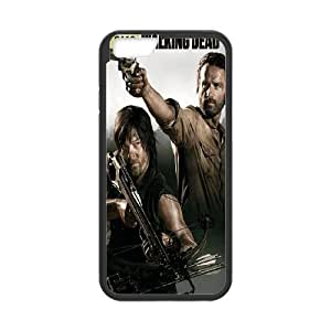 JamesBagg Phone case The Walking Dead series pattern case cover For Apple Iphone 6 Plus 5.5 inch screen Cases TWD-WALKING1562