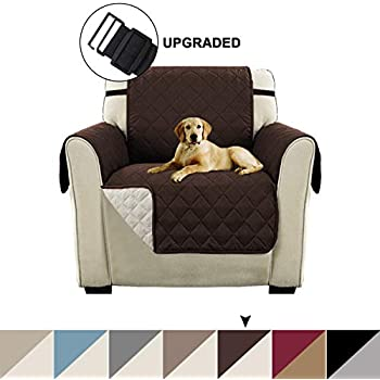 Amazon Com Cala Chair Covers Reversible Sofa And Couch