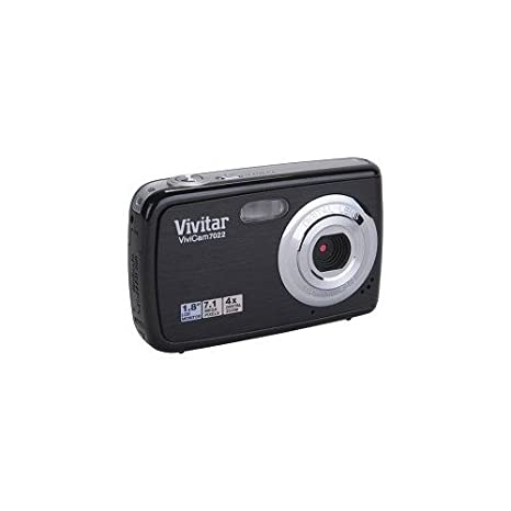 amazon com vivicam 7022 7 1 megapixel compact camera 7 45 mm rh amazon com Vivitar Monster High Camcorder User Manual Vivitar Camera Driver