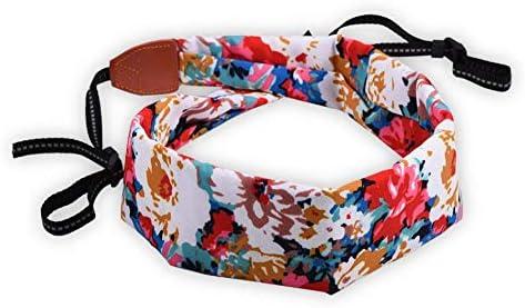 Value-5-Star Universal Polyester Fabric Shoulder Neck Camera Belt Strap for DSLR Cameras