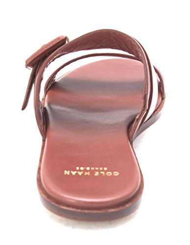 Sandals Slide 14A4043 Womens Toe Casual Brown Haan Cole Open c0pHvv